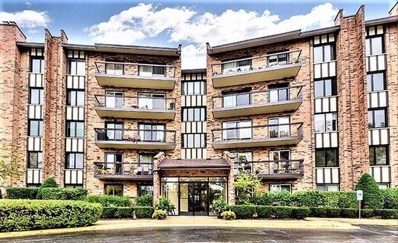 501 LAKE HINSDALE Drive UNIT 308, Willowbrook, IL 60527 - MLS#: 09807786