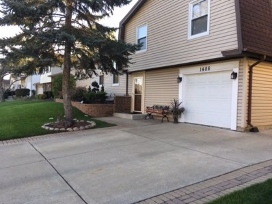 1486 WM Clifford Lane, Elk Grove Village, IL 60007 - #: 09807828