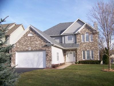 899 Prairie Ridge Drive, Woodstock, IL 60098 - #: 09807857