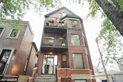2312 W McLean Avenue UNIT 1S, Chicago, IL 60647 - MLS#: 09808048