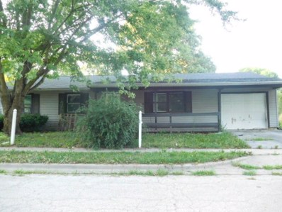 1001 Chandler Street, Danville, IL 61832 - MLS#: 09808154