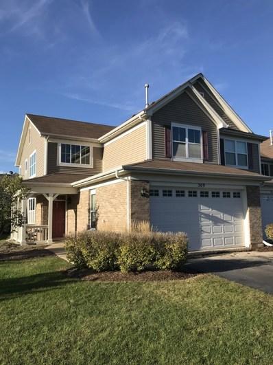 509 Majestic Lane, Oswego, IL 60543 - MLS#: 09808519