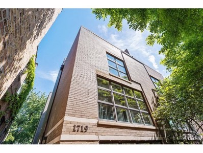 1719 N HALSTED Street UNIT C, Chicago, IL 60614 - MLS#: 09808722