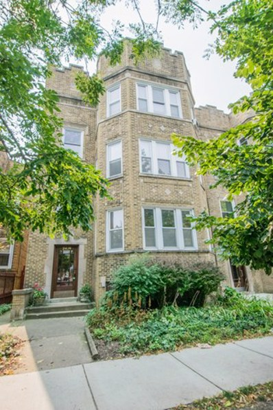 2429 W Fargo Avenue UNIT 1, Chicago, IL 60645 - MLS#: 09808910