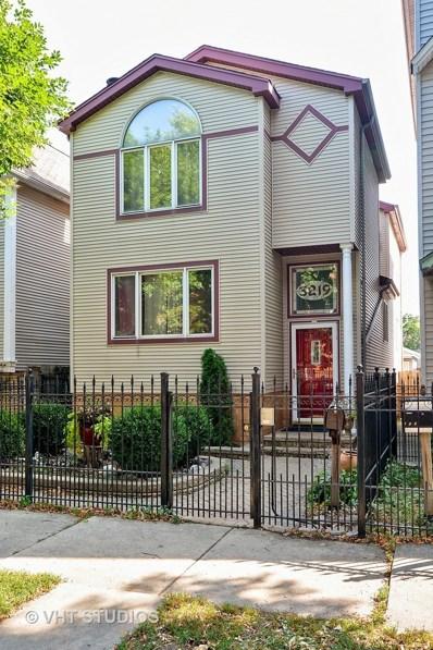 3219 N Richmond Street, Chicago, IL 60618 - MLS#: 09808973