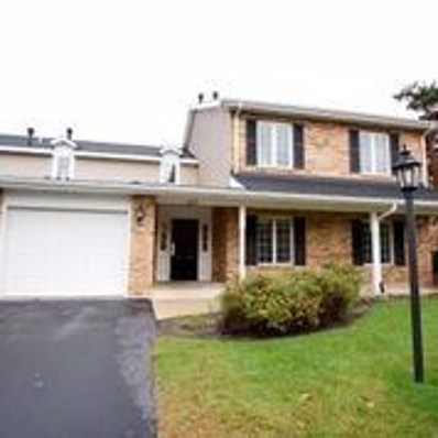 7235 Willow Way Lane UNIT A, Willowbrook, IL 60527 - MLS#: 09809027