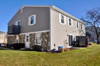 1110 Hampton Harbor UNIT 1110, Schaumburg, IL 60193 - MLS#: 09809172