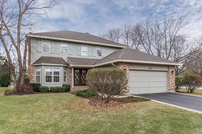 1609 E Canterbury Drive, Arlington Heights, IL 60004 - MLS#: 09809188