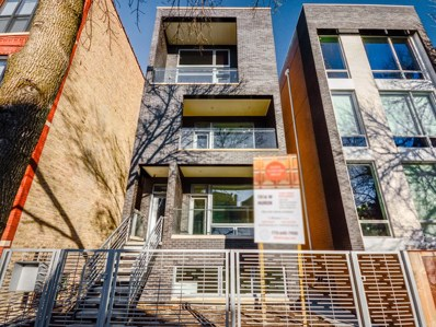 1516 W Huron Street UNIT 2, Chicago, IL 60642 - MLS#: 09809193