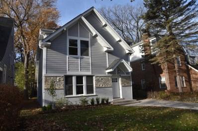 442 Burton Avenue, Highland Park, IL 60035 - MLS#: 09809212