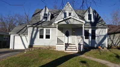 3802 215th Street, Matteson, IL 60443 - MLS#: 09809258