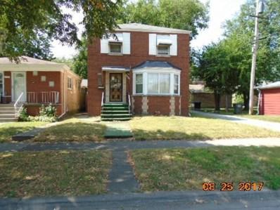 14410 Eggleston Avenue, Riverdale, IL 60827 - MLS#: 09809267