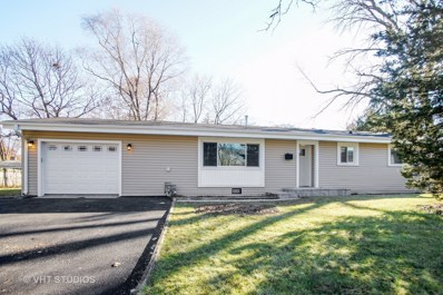 263 E Eisenhower Court, Palatine, IL 60067 - MLS#: 09809399