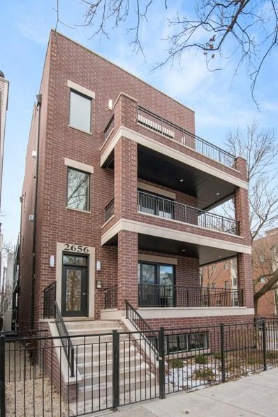 2656 N Wayne Avenue UNIT 3, Chicago, IL 60614 - MLS#: 09809687