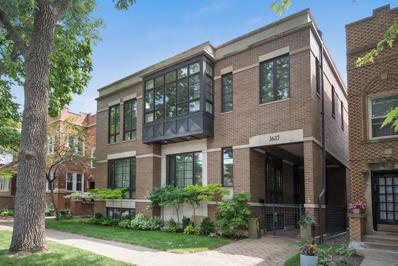 3637 N Leavitt Street, Chicago, IL 60618 - MLS#: 09809709