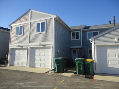 531 MEADOW GREEN Lane UNIT 531, Round Lake Beach, IL 60073 - MLS#: 09809803