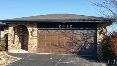 2812 LAKE PARK Drive, Lynwood, IL 60411 - MLS#: 09809806