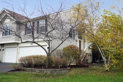 453 Gloria Lane, Oswego, IL 60543 - MLS#: 09809880