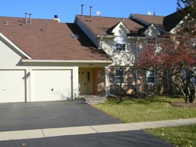 2862 MEADOW Lane UNIT X2, Schaumburg, IL 60193 - MLS#: 09809934