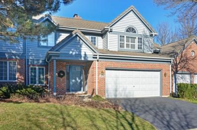 163 Foxborough Place UNIT 163, Burr Ridge, IL 60527 - MLS#: 09809938