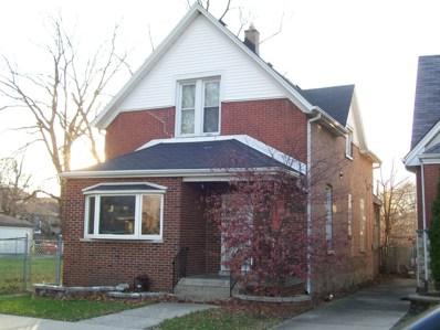 8834 S Paulina Street SOUTH, Chicago, IL 60620 - MLS#: 09810246