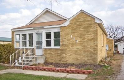 119 S School Street, Braidwood, IL 60408 - MLS#: 09810270