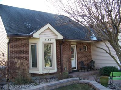 423 Beechwood Drive, Westmont, IL 60559 - MLS#: 09810522