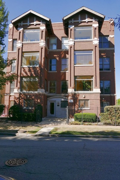 1026 E 46TH Street UNIT 1E, Chicago, IL 60653 - MLS#: 09810863