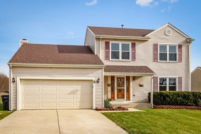 5 Ascot Lane, Streamwood, IL 60107 - MLS#: 09811053