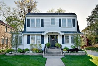402 N Merrill Street, Park Ridge, IL 60068 - MLS#: 09811746