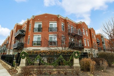 807 W University Lane UNIT 3B, Chicago, IL 60608 - MLS#: 09811758