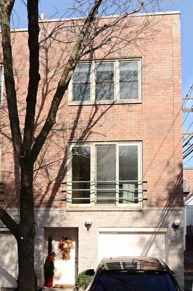 1348 W Fletcher Street, Chicago, IL 60657 - MLS#: 09812513