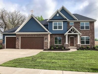 26344 W Baxter Drive, Plainfield, IL 60585 - MLS#: 09812582