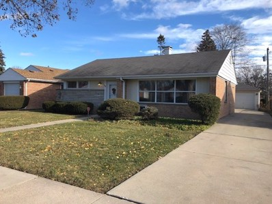 983 S 6th Avenue, Des Plaines, IL 60016 - MLS#: 09812622