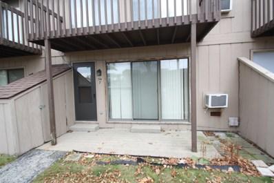 54 Vail Colony UNIT 7, Fox Lake, IL 60020 - MLS#: 09812706