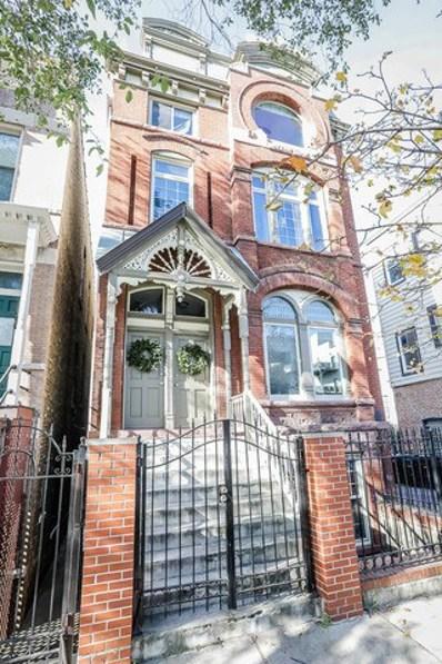 1542 N Wood Street UNIT 2F, Chicago, IL 60622 - MLS#: 09813100