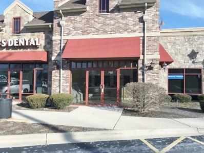 772 W Bartlett Road UNIT 772, Bartlett, IL 60103 - MLS#: 09813235