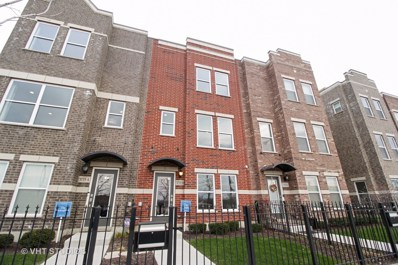 3613 S Morgan Street UNIT B, Chicago, IL 60609 - MLS#: 09813236