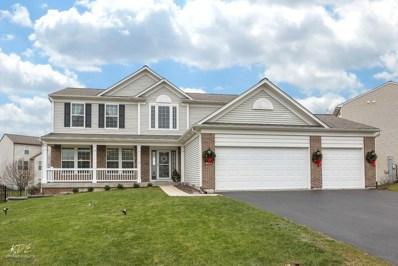 218 Foster Drive, Oswego, IL 60543 - #: 09813377