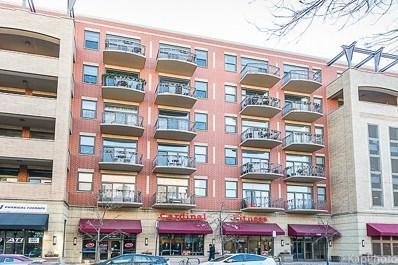 1301 W Madison Street UNIT 627, Chicago, IL 60607 - MLS#: 09813463