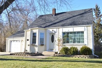 504 Columbia Avenue, Des Plaines, IL 60016 - MLS#: 09813830