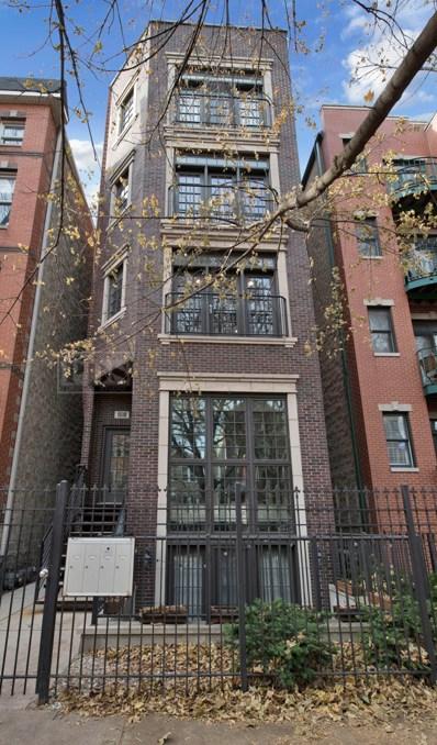 1518 N Hudson Avenue UNIT 2, Chicago, IL 60610 - MLS#: 09814002