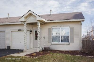 2201 REBECCA Circle UNIT 0, Montgomery, IL 60538 - MLS#: 09814284