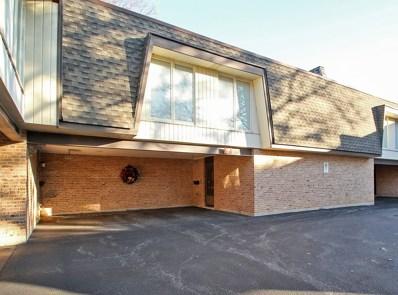1809 Tanglewood Drive UNIT F, Glenview, IL 60025 - MLS#: 09814433