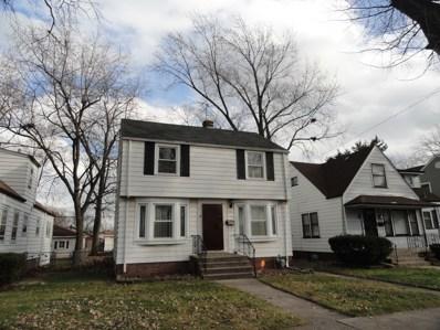 14915 Evers Street, Dolton, IL 60419 - MLS#: 09814476