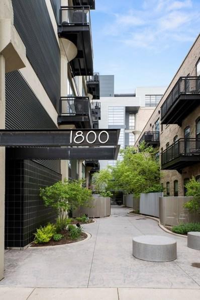 1800 W Grace Street UNIT 307, Chicago, IL 60613 - MLS#: 09814600