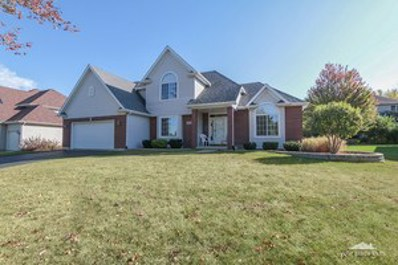 266 Willowwood Drive, Oswego, IL 60543 - MLS#: 09814910