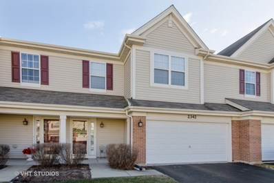 2342 Claremont Lane, Lake In The Hills, IL 60156 - MLS#: 09815330