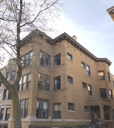 4030 N Clarendon Avenue UNIT 1, Chicago, IL 60613 - MLS#: 09815786
