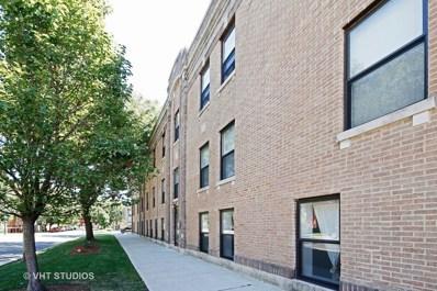 1856 N SAWYER Avenue UNIT 104, Chicago, IL 60647 - MLS#: 09815861